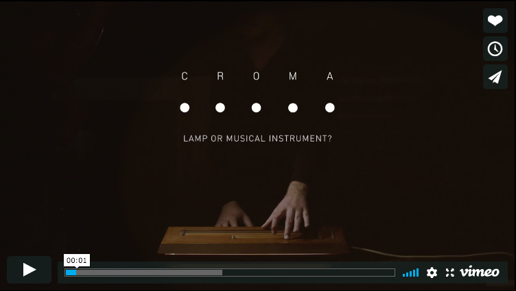 Croma Lamp Video Preview